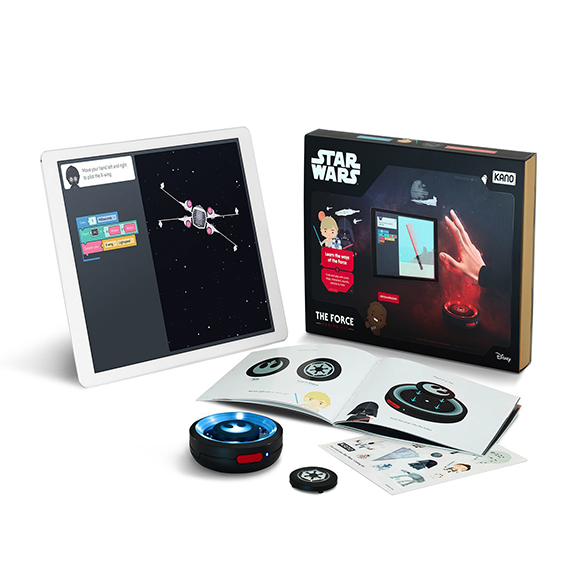 Kano Star Wars coding kit